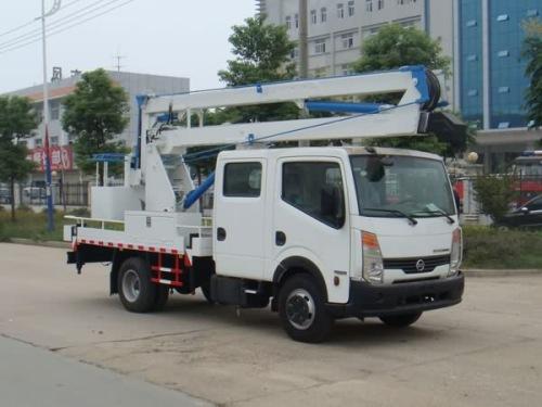 江特JDF5050JGKZN高空作業車
