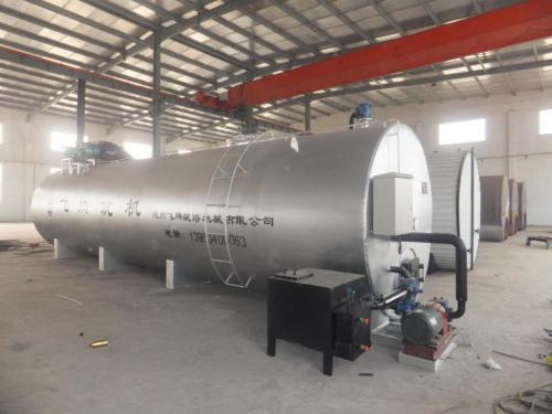 飞腾YK-30快热节能沥青储存加温罐