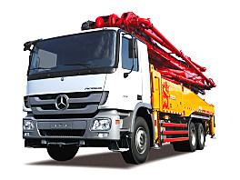 三一重工SY5332THB 490C-8SA混凝土泵车