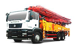 三一重工SYM5330THBDZ 470C-8S泵车