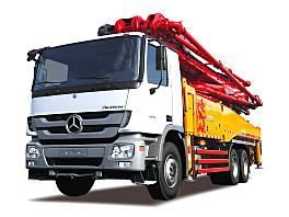 三一重工SY5332THB 470C-8SA泵车