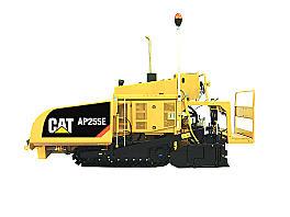 卡特彼勒AP255E沥青摊铺机