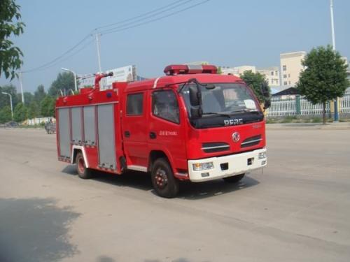 江特多利卡国四水罐消防车