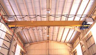 泰沃欧式单梁桥式起重机