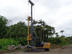 德国宝峨BG 11H专用型旋挖钻机高清图 - 外观