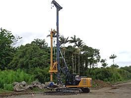 德国宝峨BG 11H专用型旋挖钻机