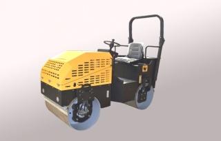 远恒YH-JSY900A驾驶式振动压路机(液压转向)