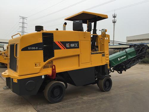 柳工CLG5100-2兩驅銑刨機