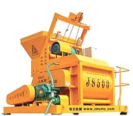 虎鼎机械JS750混凝土搅拌机