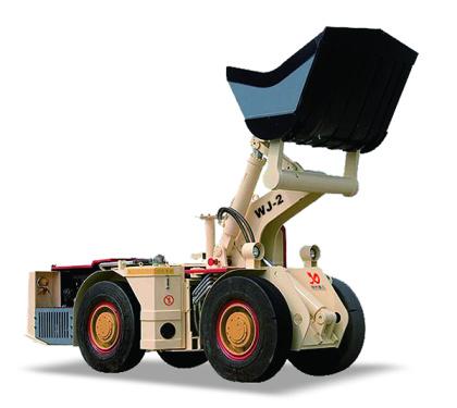 泰安现代XDCY-2铲运机