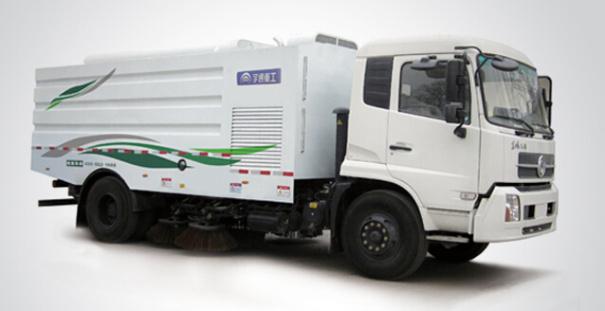 宇通重工YTZ5060TSL70F扫路车