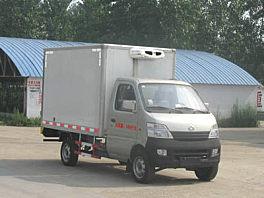 江特长安国四冷藏车