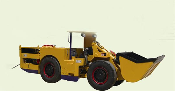 泰安现代XDCY-1(电)铲运机