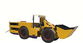 现代重工XDCY-1(电)铲运机