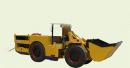 现代重工XDCY-1(电)铲运机高清图 - 外观