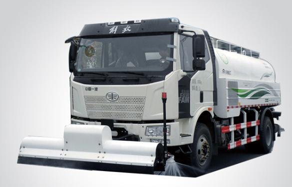 宇通重工YTZ5160GQX10F高压清洗车
