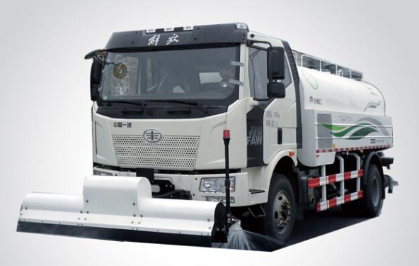宇通重工YTZ5160GQX10D5高压清洗车