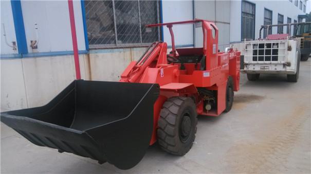 泰安现代XDCY-0.6立方内燃铲运机