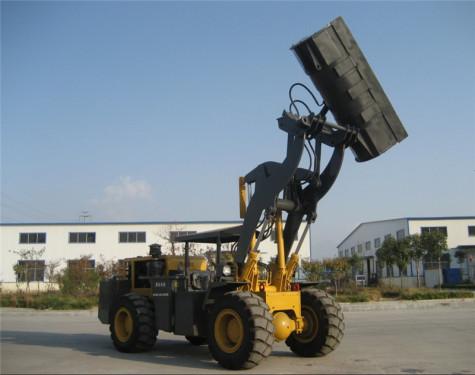 泰安现代XD926井下装载机2吨