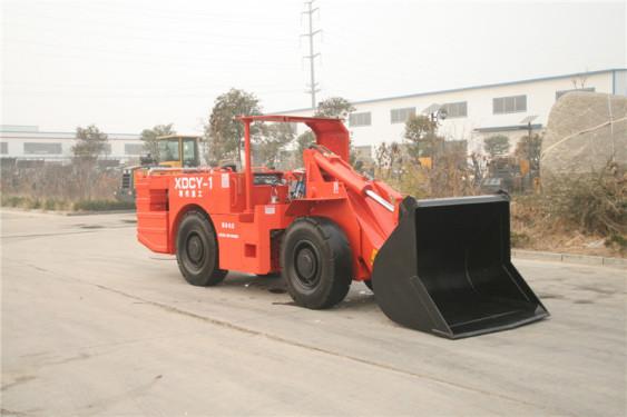泰安现代XDCY-1A铲运机