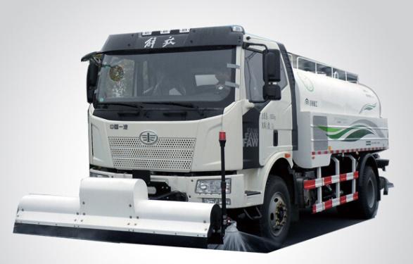 宇通重工YTZ5160GQXK0F高压清洗车
