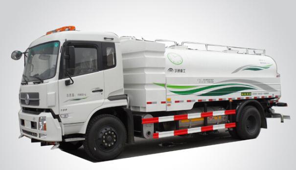 宇通重工YTZ5160GQX20G高压清洗车