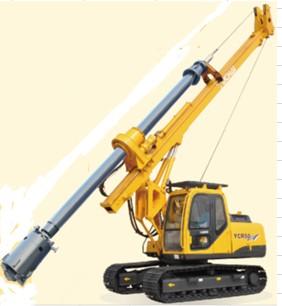 玉柴YCR50旋挖钻机高清图 - 外观