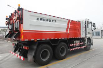 达刚路机DGL5250TYH-105(国V)沥青路面养护车高清图 - 外观