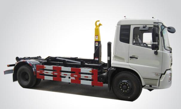 宇通重工YTZ5160ZXX20D5车厢可卸式垃圾车