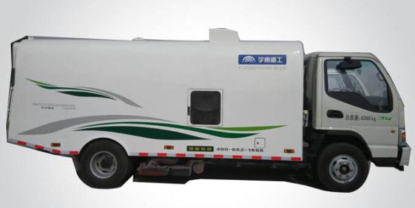 宇通重工YTZ5080TXC90D5吸尘车