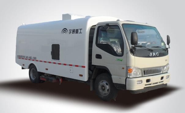 宇通重工YTZ5080TXC90F吸尘车
