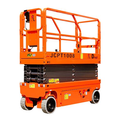 鼎力JCPT0808HD自行走剪叉式高空作业平台(液压马达驱动)高清图 - 外观