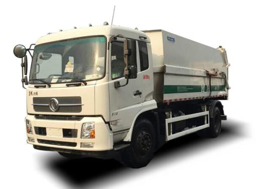宇通重工YTZ5161ZDJ20D5压缩式对接垃圾车