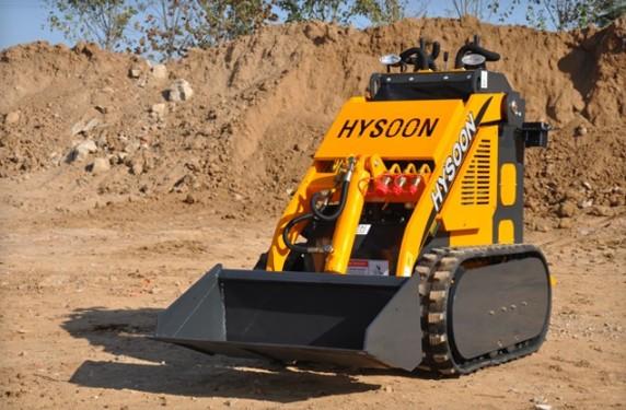 海松HY280小型滑移装载机