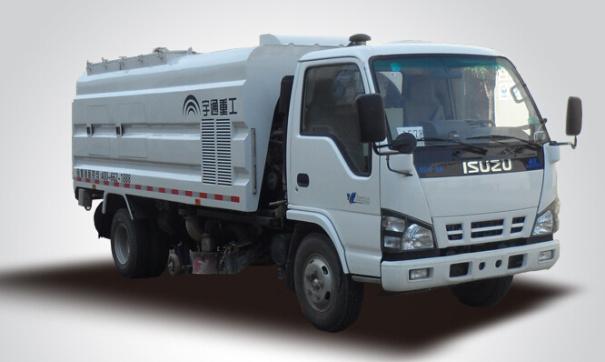 宇通重工YTZ5070TXC70F吸尘车