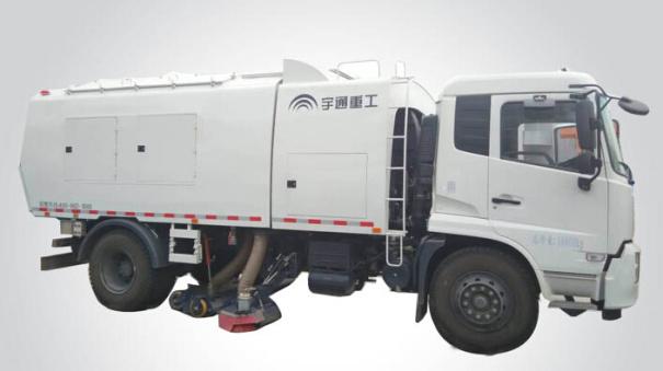 宇通重工YTZ5160TXC20D5吸尘车