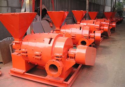 亚龙筑机Y6MF600磨煤喷粉机
