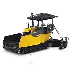 沃尔沃ABG7820B履带式摊铺机