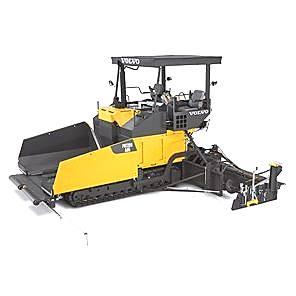 沃尔沃P8720BABG履带式沥青摊铺机