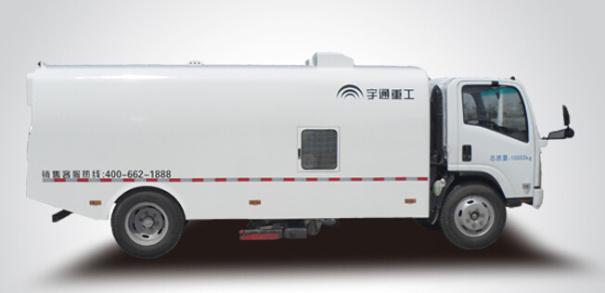 宇通重工YTZ5100TXC70F吸尘车