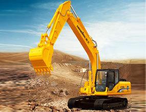 龍工LG6215挖掘機