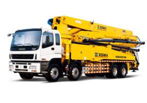 厦工XXG5380THB泵车
