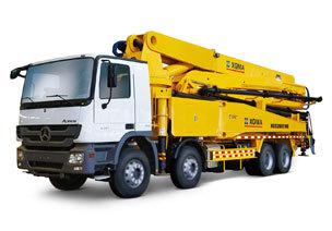 厦工XXG5390THB泵车