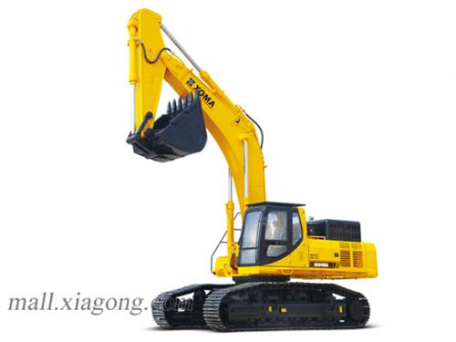 厦工XG848EL履带式挖掘机