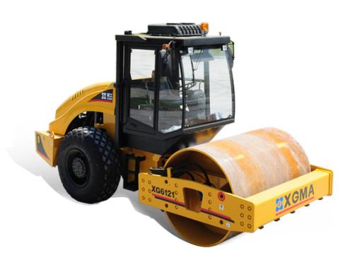 廈工XG6141全液壓單鋼輪壓路機