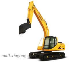 厦工XG822FL履带式挖掘机高清图 - 外观