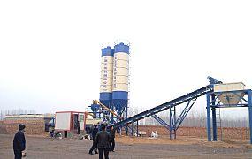 亚龙筑机WBC400稳定土厂拌设备