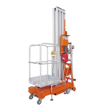鼎力GTWY14-1200移动桅柱式高空作业平台