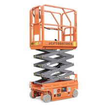 鼎力JCPT0607DCS自行走剪叉式高空作业平台(直流电机驱动)高清图 - 外观