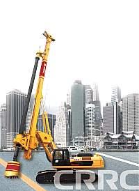 中车TR250D旋挖钻机
